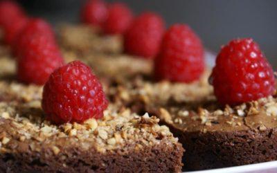 Brownie au noix de pécan sans gluten et sans lactose