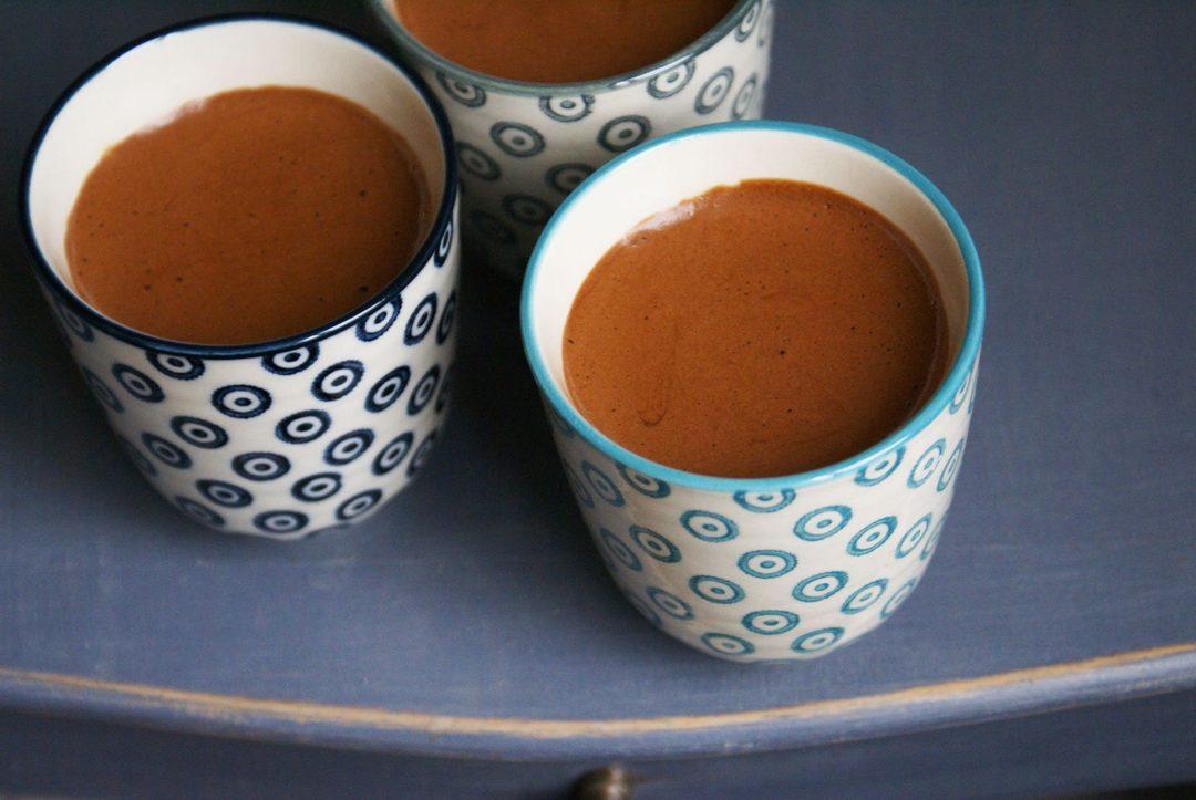 mousse au chocolat sans oeufs sans lactose vegetale